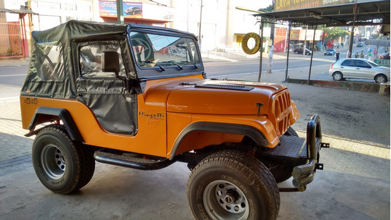 Jeep Willys 62 - Vendo / Troco