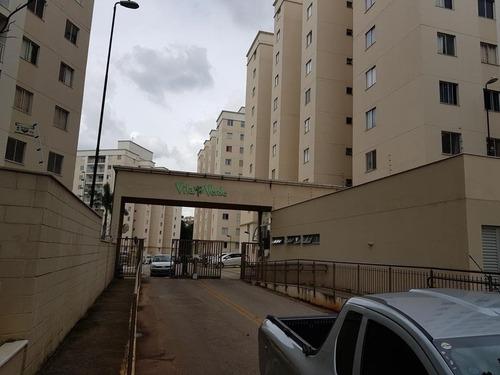 Apartamento Com 2 Quartos No Bairro Betânia / Cinquentenário. - 2168