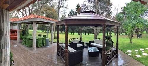 Club De Golf Vallescondido: Magnífica Residencia Con Entrada Al Campo De Golf.