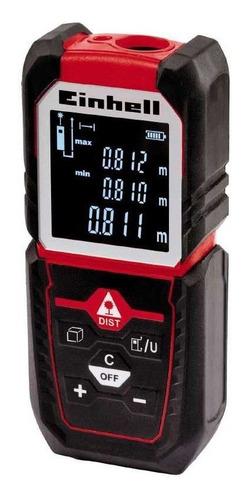 Medidor De Distancia Laser Einhell Tc-ld 50 Mts