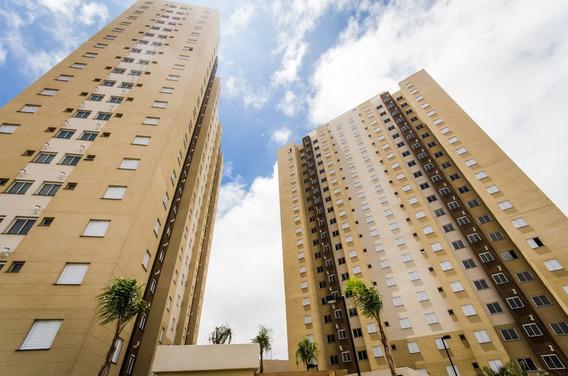 Apartamento A Venda No Bairro Vila Lucinda Em Santo André - - 360-1