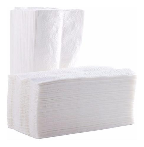 Caixa 5.000 Papel Toalha Interfolha Branco Luxo Promoção