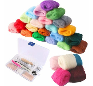 Cocode Needle Felting Starter Kit Set Felt