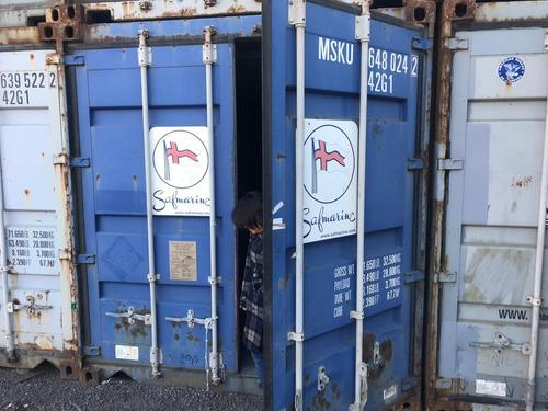 Contenedores Marítimos Containers 40' Hc La Plata 5