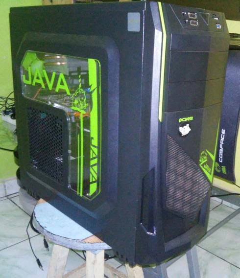 Pc Gamer Fx-6300, Gtx 750, 8gb Ram