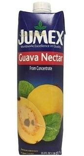 Nuevo 807071 Jumex Tetra Pak Guayaba 33.81oz (12-pack) Jugo