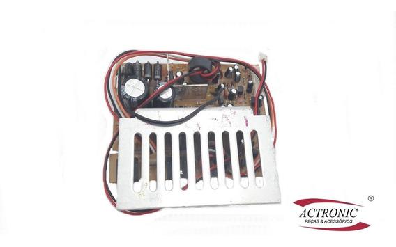 Placa Cyber Da Fonte E Amplificador Cd-50