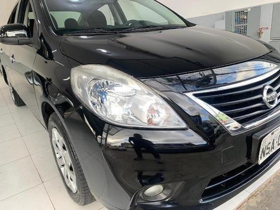 Nissan Versa 1.6 Sl - Montes Car