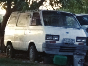 Subaru Van E10 Van
