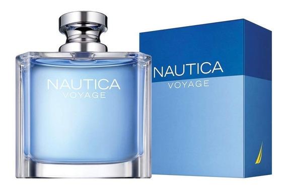 Nautica Voyage 100 Ml Caballero 100% Origina