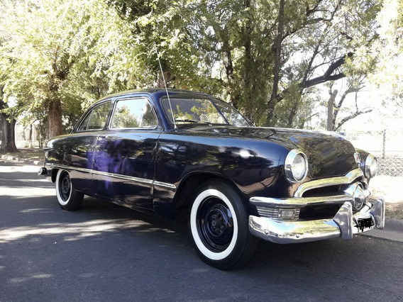 Ford 1950 Custon Coupe