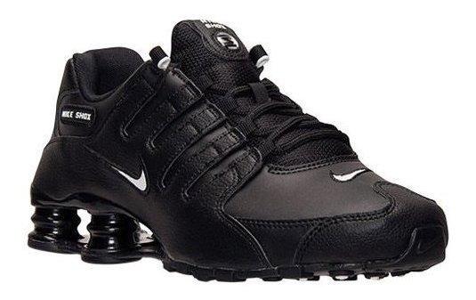 Tênis Nike Shox Nz Eu Preto Masculino