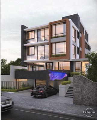Cumbayá-venta Proyecto Dptos 1-2-3 Dormitorios+patio