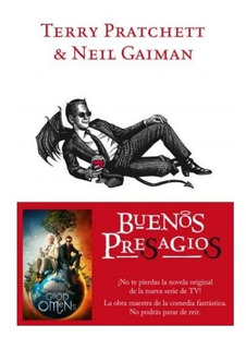 Libro Buenos Presagios - Terry Pratchett / Neil Gaiman