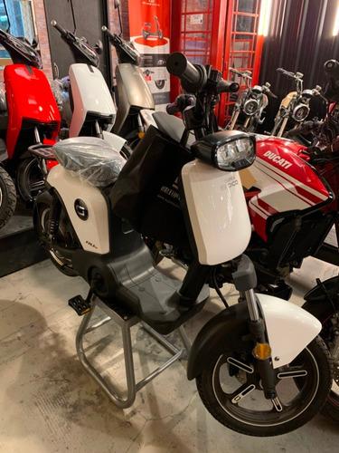 Moto Electrica Supersoco Ru Kasia Usada 500km Kasia