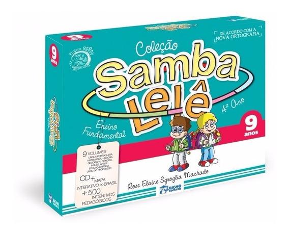 Coleção Pedagógica Samba Lelê Ensino Fundamental 9 Anos