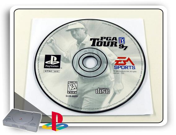 Pga Tour 97 Original Playstation 1 Ps1