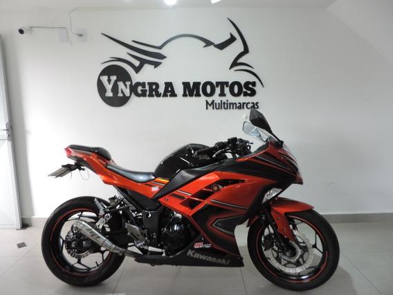 Kawasaki Ninja 300 C/abs 2014