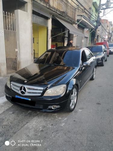 Imagem 1 de 5 de  Mercedes C 200 2010 1.8 Kompressor