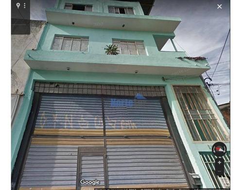Imagem 1 de 8 de Prédio, 577 M² - Venda Por R$ 1.700.000,00 Ou Aluguel Por R$ 4.000,00/mês - Freguesia Do Ó - São Paulo/sp - Pr0001