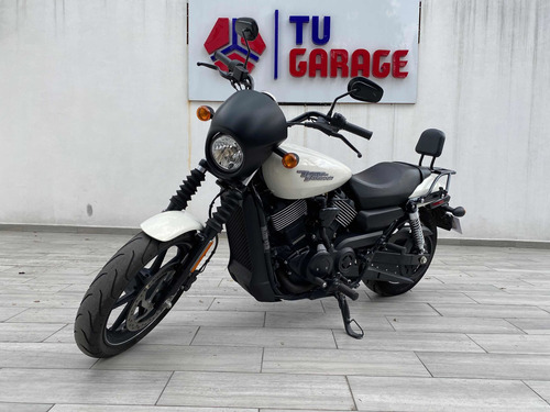 Imagen 1 de 13 de Harley Davidson Street 750