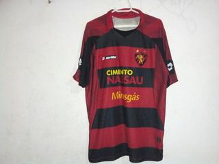 Camisa Sport Recife Original Lotto 2008
