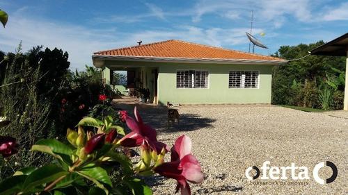 Imagem 1 de 15 de Chacara Com Casa - Mariental - Ref: 321 - V-321