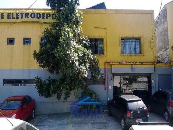 Locação Galpão - Vl. São Francisco, São Paulo-sp - 989-2