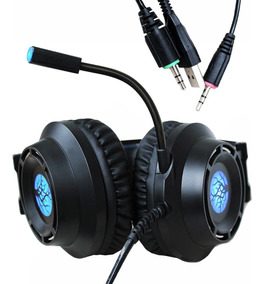 Fone Headset Gamer Haiz Hz9800 5.1 Pc P2 Usb Led Microfone