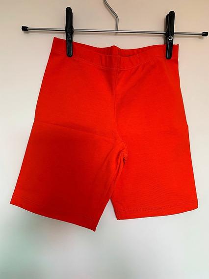 Bermuda Shorts Infantil Menina Feminino Algodão Cotton