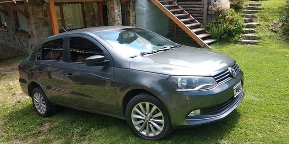 Volkswagen Voyage 1.6 Comfortline Plus I-motion Ab+ll 2013