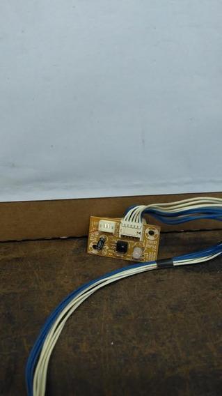 Sensor Do Controle Remoto Toshiba Lc2645w Usado