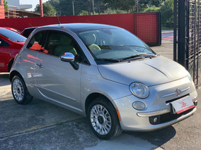 Fiat 500 Lounge Air Aut. 1.4 2012