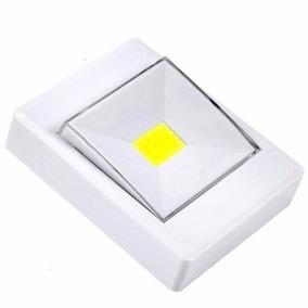 5 Luz Noturna Cob Led 3w Switch Light Atacado Barato