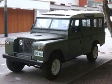 Land Rover 109 1968
