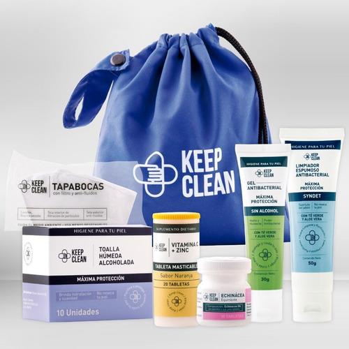 Kit De Protección Personal Keep Clean