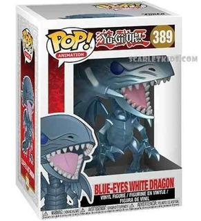 Funko Pop Yu-gi-oh 389 Blue-eyes White Dragon Magic4ever