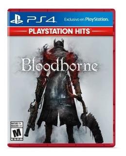 Juego Bloodborne Ps4 Nuevo Sellado Fisico