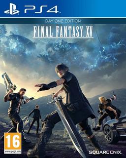 Final Fantasy Xv Day One Edition Ps4 Juego Fisico Sellado