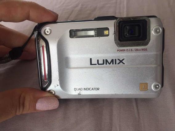 Câmera Panasonic Lumix Dmc-ts3