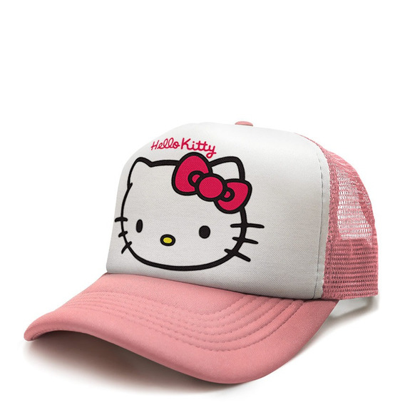 Gorra Trucker Hello Kitty