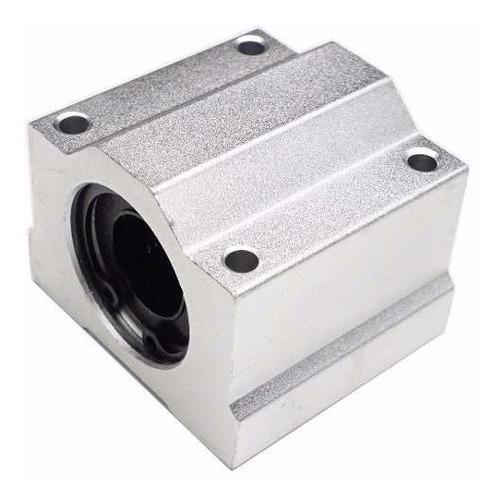 Rodamiento Lineal 12mm Scs12uu Sc12uu Encamisado