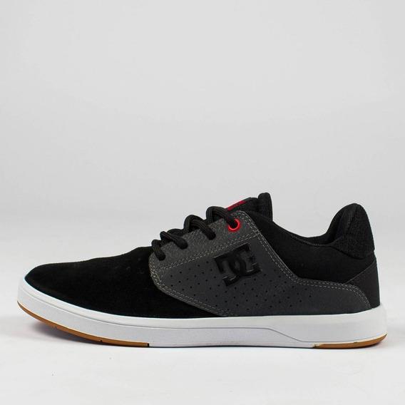 Tênis De Skate Dc Shoes Plaza Tc Preto/branco Original