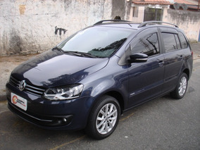 Volkswagen Spacefox 1.6 Trend Total Flex I-motion 4p
