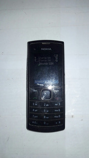 Celular Nokia X1-01 Funcionando Perfeitamente 2 Chips