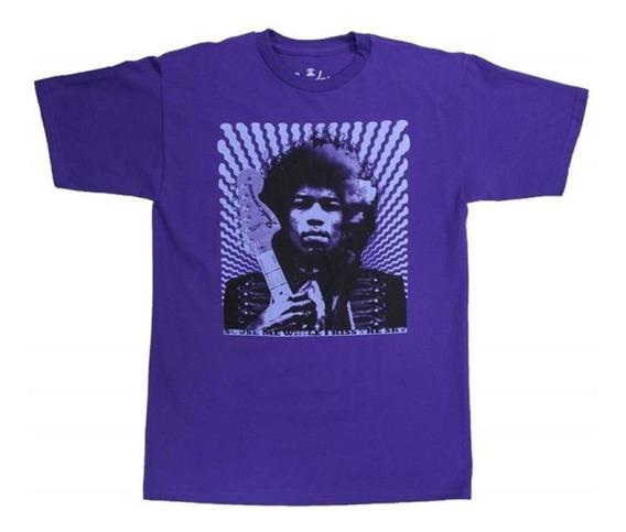 Fender Polera Kiss The Sky Jimi Hendrix - Talla Xxl