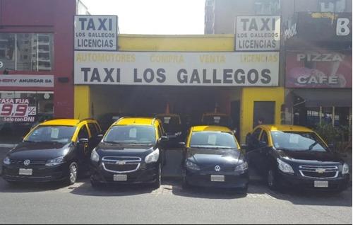Taxis Y Licencias -- Armamos Su Auto A Taxi--financiaciones-