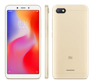 Smartphone Xiaomi Redmi 6a 16gb Rom+2gb Ram Global