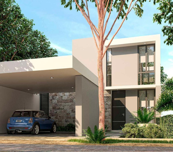 Casa En Venta En Privada En Dzitya, Mérida Yucatán