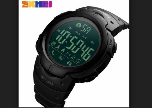 Relógio De Pulso ,inteligente Com Bluetooth (oferta)
